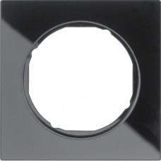 Рамка 1Х скло, чорна, R.3 Berker 10112216