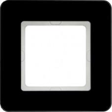 Рамка 1Х стекло, черный/антрацитовый, матовый, Q.7 Berker 10116076