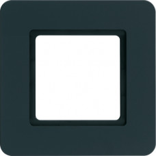 Рамка под LED-модуль 1Х пластик, антрацит, Q.7 Berker 10116106