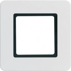 Рамка под LED-модуль 1Х пластик, пол.білизна, Q.7 Berker 10116109