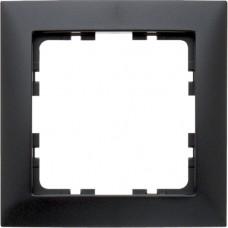 Рамка 1Х пластик, антрацитовый, матовый S.1 Berker 10119949