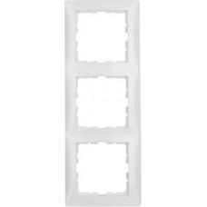 Рамка 3Х пластик, пол.белизна, глянцевый,S.1 Berker 10138989