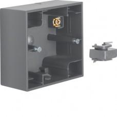 Коробка н/у 1Х антрацитовый, матовый лак, K.1 Berker 10417006