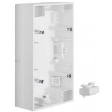 Коробка зовнішня 2Х пол.білизна, глянцевий, вертикальна, K.1 Berker 10427009