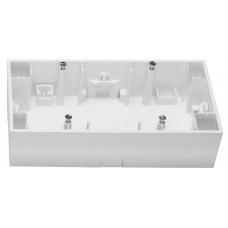 Коробка зовнішня 2Х пол.білизна, глянцевий, горизонтальна, K.1 Berker 10527009