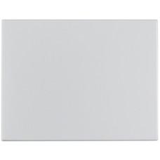 Клавиша 1Х, анодированный алюминий, алюминиевый, K.5 Berker 14057003