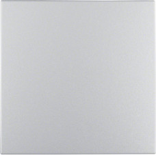 Клавиша 1Х, алюминиевый, матовый лак, S.1 Berker 16201404