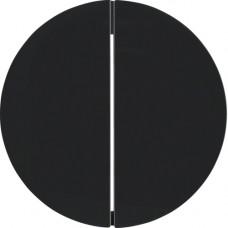 Клавиша 2Х, черные, R.x Berker 16232045