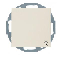 Розетка с з/к, крышка, со шторками, белый, глянцевый, 16А/250В S.1 Berker 47448982