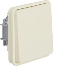 Вставка выключателя крестовидного, белая, 10АX/250В W.1 Berker 6130773512