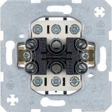 Выключатель трехклавишный, 16АХ/400В Berker 633023
