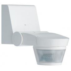 Датчик руху з/у комфорт, IP-55, 16A, 220град., білий, Hager EE860