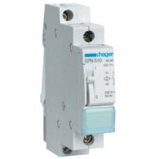 Импульсное реле 230В/16А, 1НО, 1м Hager EPN510