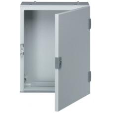 Шкаф металлический ORION Plus, IP65, непрозрачная дверца, 650X400X200мм Hager FL117A