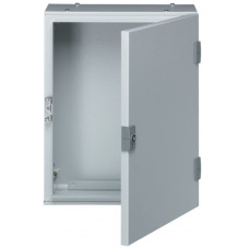 Шкаф металлический ORION Plus, IP65, непрозрачная дверца, 800X500X250мм Hager FL122A