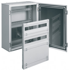 Шкаф металлический ORION Plus, IP65, прозрачная дверца, 350x300x160мм Hager FL154A