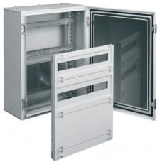 Шкаф металлический ORION Plus, IP65, прозрачная дверца, 350x300x200мм Hager FL155A