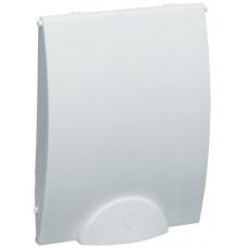 Дверца белая для щита GD104N Hager GP104P