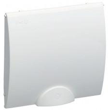 Дверца белая для щита GD106N Hager GP106P