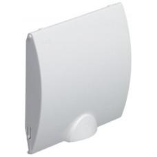 Дверца белая для щита GD108N Hager GP108P
