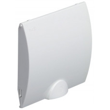 Дверцята білі до щита GD108N Hager GP108P