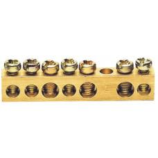 Клемма без держателя 3x16+4x10мм2 Hager K142