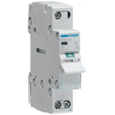 Выключатель нагрузки 1-пол. с индикацией при выключении, 25А/230В, 1м Hager SBB125