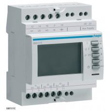 Багатофункціональний цифровий вимірювальний прибор, 5м Hager SM101E