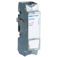Розрядник для Ethernet та VoIP Hager SPK200