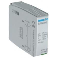 Змінний картридж клас 1+2, 1п, 12.5kA/1.5kV, для SPN9хх Hager SPN090
