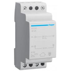 Трансформатор с установкой на DIN-рейку, 12В. 2,07Вт.,18VA, 2м Hager ST320