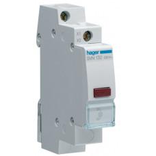 Індикатор LED 12/48 В, червоний, 1м Hager SVN132
