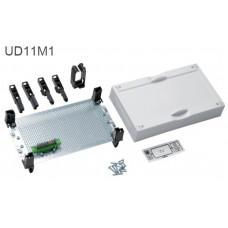 Блок Univers для MM-оборудования с перфор.плитой, 150х250мм Hager UD11M1