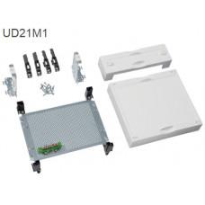 Блок Univers для MM-оборудования с перфор.плитой (H=225мм), 300х250мм Hager UD21M1