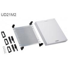 Блок Univers для MM-оборудования с перфор.плитой, 225х250 мм Hager UD21M2