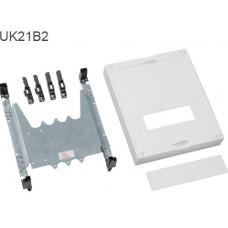 Блок Univers для автоматических выключателей 1 х X250 Hager UK21B2