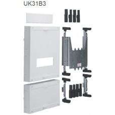 Блок Univers для автоматических выключателей 1 х X250 Hager UK31B3