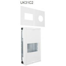 Блок Univers для автоматических выключателей 1 х Н630 Hager UK31C2