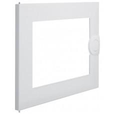Дверцята металеві прозорі для щита VA12CN, VOLTA Hager VA12K