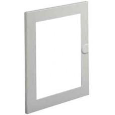 Дверцята металеві прозорі для щита VA24CN, VOLTA Hager VA24K