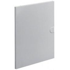 Дверцята металеві непрозорі для щита VA24CN, VOLTA Hager VA24T