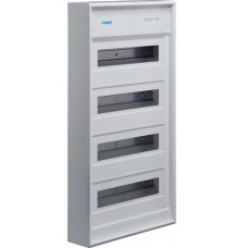 Щит распределительный на 48(56) модуля, наружной установки без дверцы, VOLTA Hager VA48CN