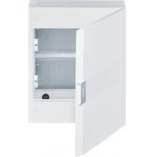 Щит з/у для ММ-обладнання, білі двері, 2-ряди, VEGA Hager VB218MP