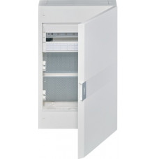 Щит з/у, білі двері, 18M + 2 ряди для ММ-обладнання, VEGA Hager VB318MMP
