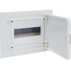 Щит внутренней установки с белой дверцей, 4 мод. (1х4), GOLF Hager VF104PD