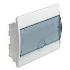Щит внутренней установки с прозрачной дверцей 8 мод. COSMOS Hager VR108TD