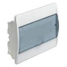 Щит внутренней установки с прозрачной дверцей 12 мод. COSMOS Hager VR112TD