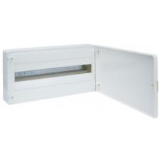 Щит наружной установки с белой дверцей, 22 мод. (1х22), GOLF Hager VS122PD