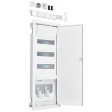 Volta.Hybrid щит в/у, 36мод. + 1 панель для ММ, стальные двери, Hager VU603NWH
