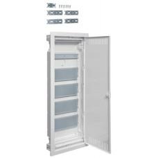 Щит 5-рядний для ММ-обладнання, в/у з металевими дверями, VOLTA Hager VU60NWB